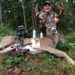 Russ Fazio's 2017 Archery Success